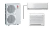 Mitsubishi multisplit klima naprave