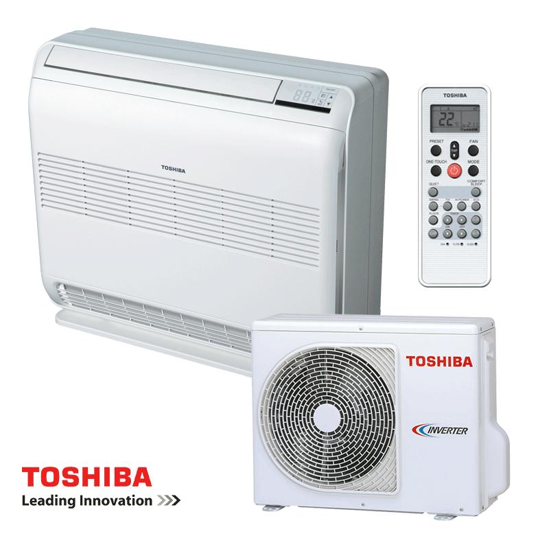 Toshiba talna klima naprava