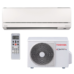 Toshiba stenske klimatske naprave