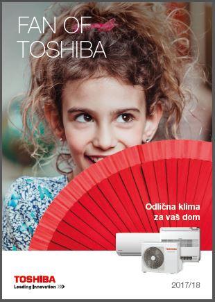 Katalog Toshiba klimatske naprave 2017