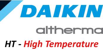 Daikin ALTHERMA HT Logo