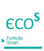 Aerogor Funkcija Eco Smart