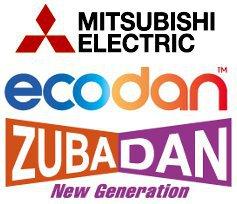 Mitsubishi Electric Ecodan Zubadan