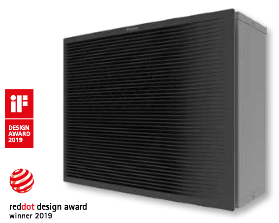 Altherma H HT visokotemperaturna IF design award