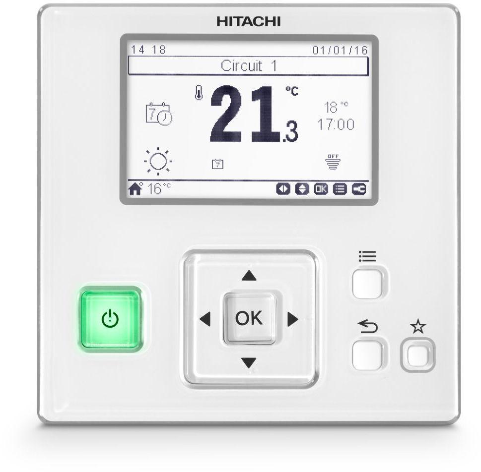 PC-ARFHE uporabniški vmesnik ali sobni termostat