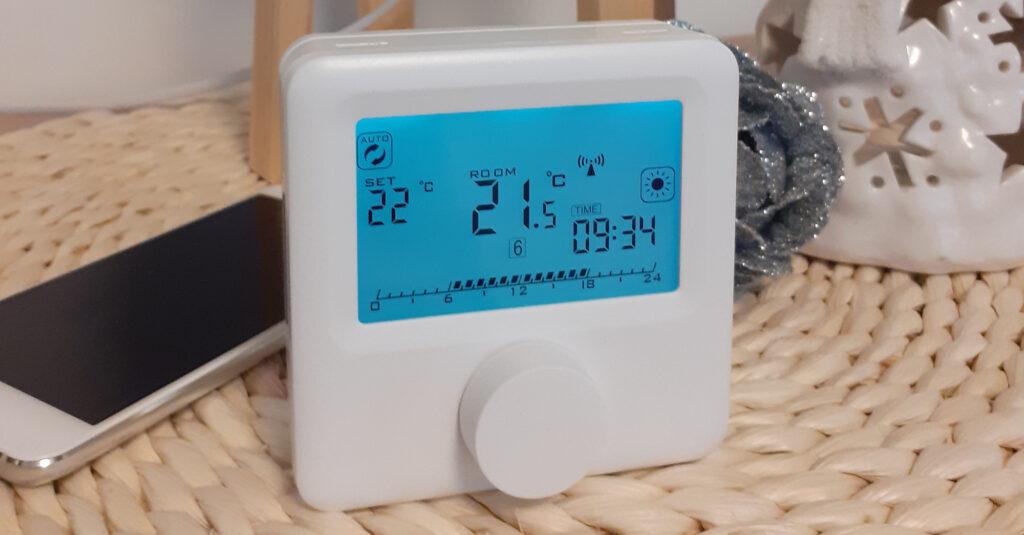 Flink FTWiFi digitalni brezžični WiFi termostat