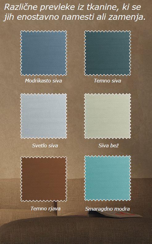 Toshiba Haori različne tekstilne prevleke