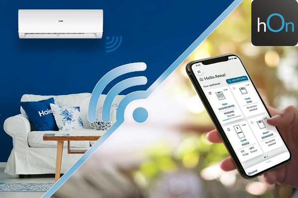 Haier hON novi Wi-Fi upravljanje
